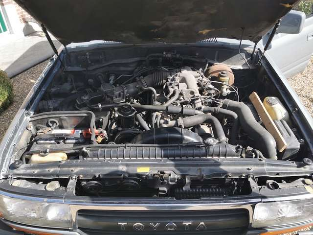 Toyota LANDCRUISER FJ 80 15/15