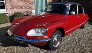 Citroen DS DS21IE Pallas