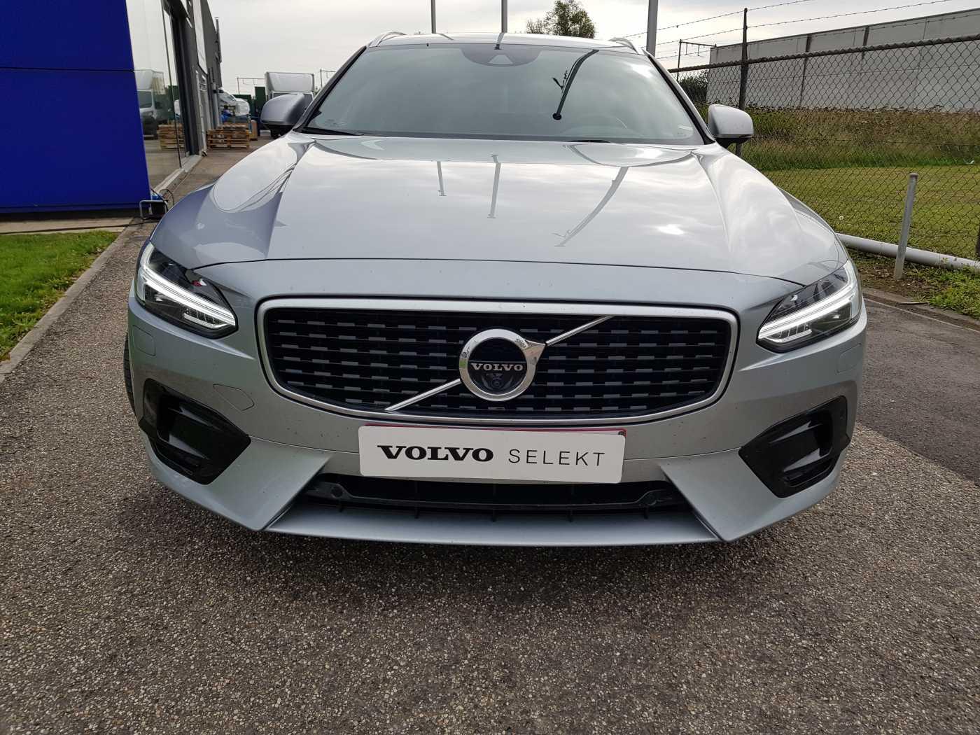 Volvo V90 D4 8-traps Geartronic R-Design 3/8