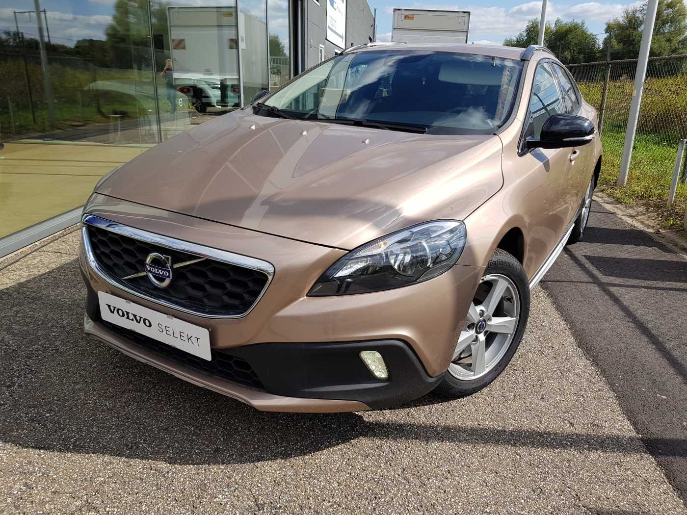 Volvo V40 Cross Country Cross Country D2 AUT Summum 1/10