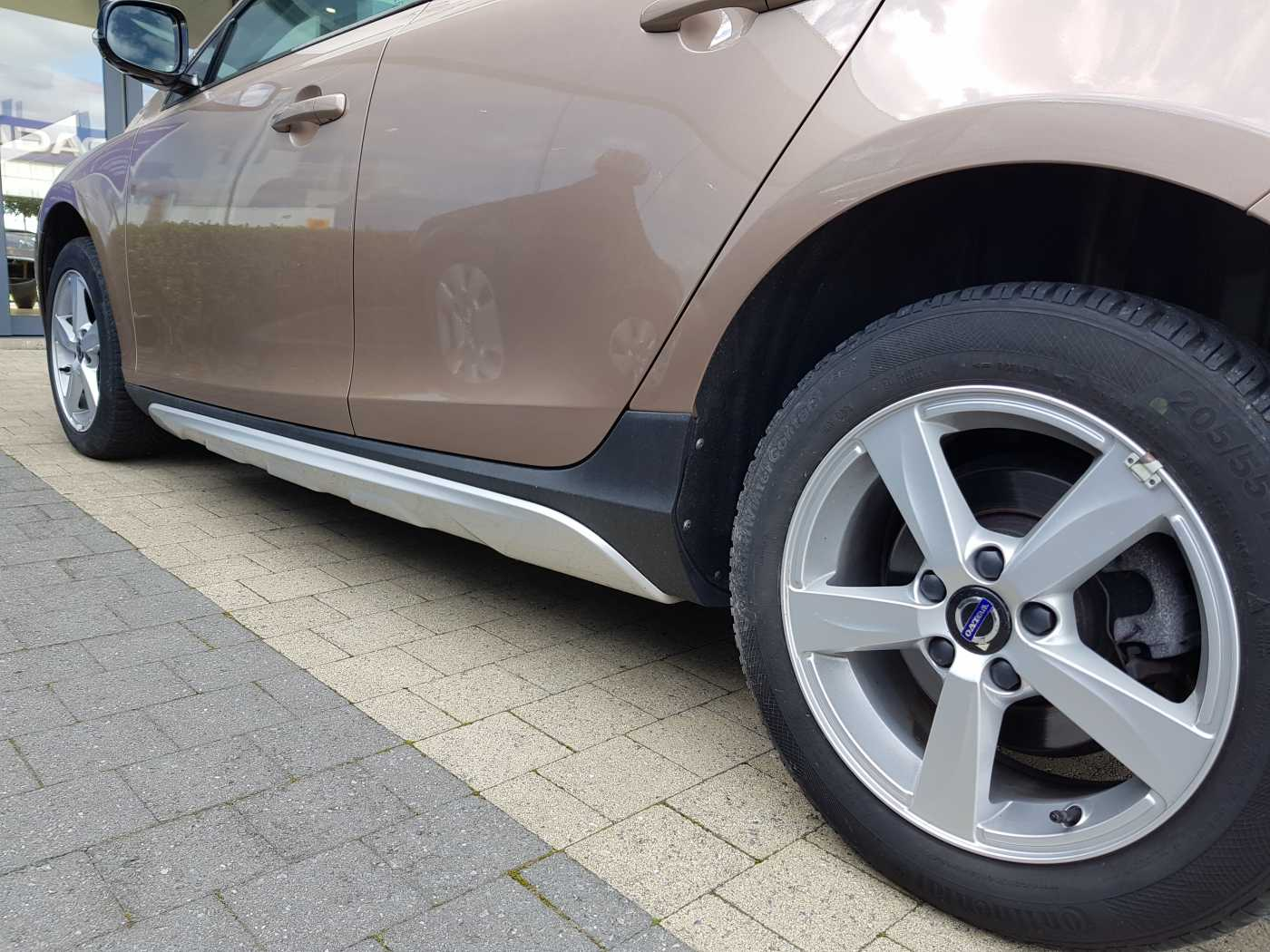 Volvo V40 Cross Country Cross Country D2 AUT Summum 10/10