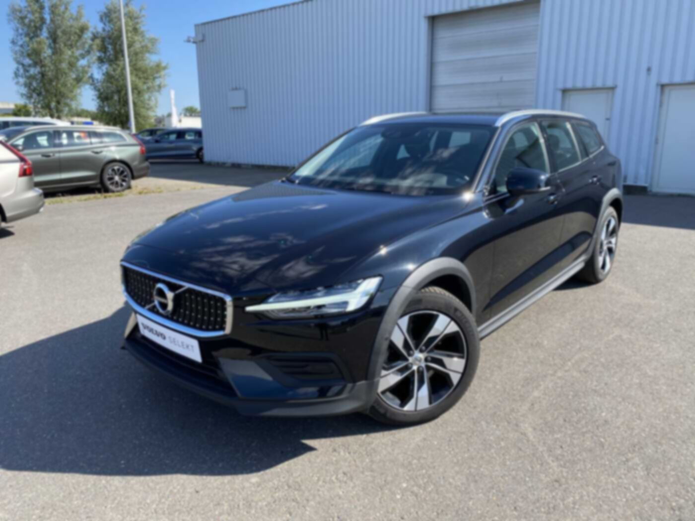 Volvo V60 Cross Country D3 AUT AWD Cross Country / 2 jr Garantie / Camera / Winter