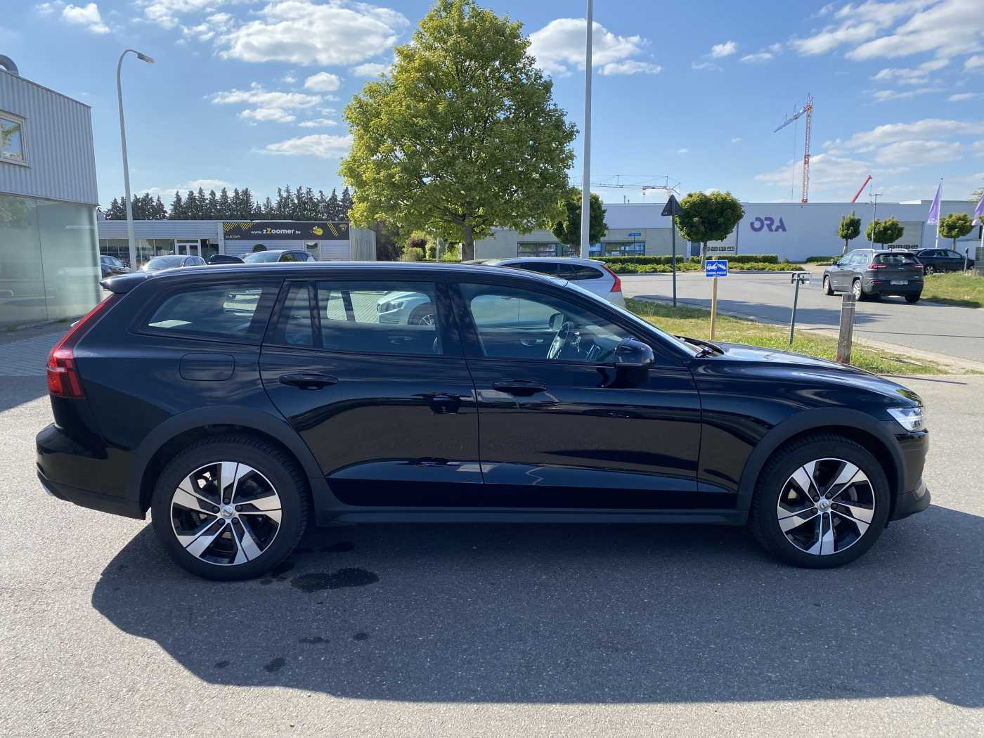 Volvo V60 Cross Country D3 AUT AWD Cross Country / 2 jr Garantie / Camera / Winter 2/22