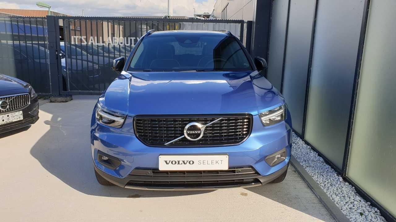 Volvo XC 40 T3 R-Design 4/14
