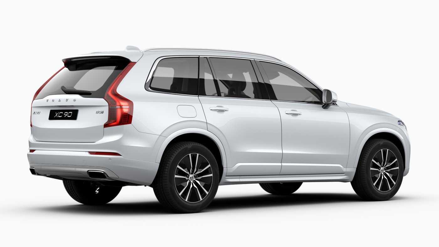 Volvo All-New XC90 Momentum 7 zitplaatsen D5 AWD Geartronic 2/5