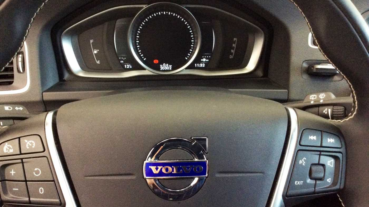 Volvo V60 Dynamic D2 Geartronic + Navi + Winter Pack + .... 14/24