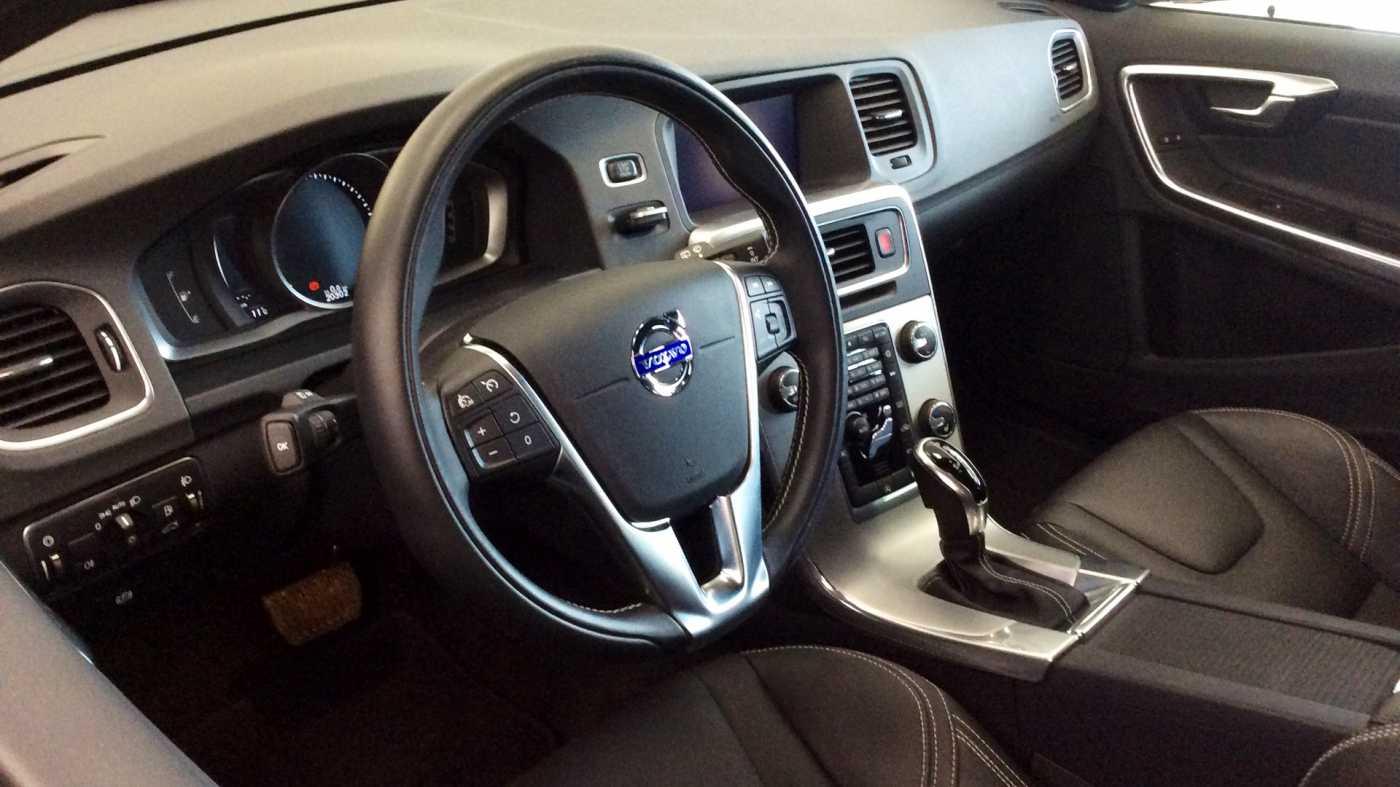 Volvo V60 Dynamic D2 Geartronic + Navi + Winter Pack + .... 5/24