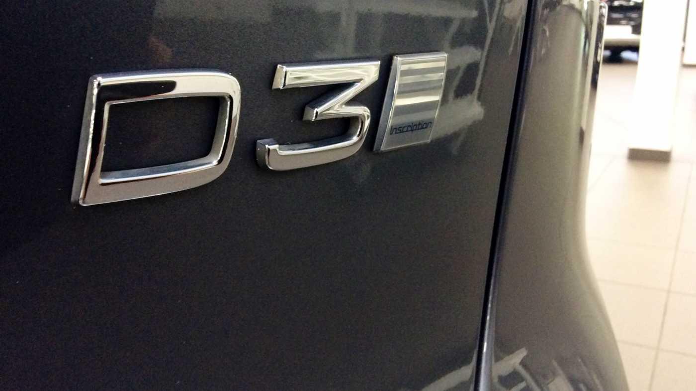 Volvo V90 D3 6-traps Geartronic Inscription + Navi + Leder + .... 13/24