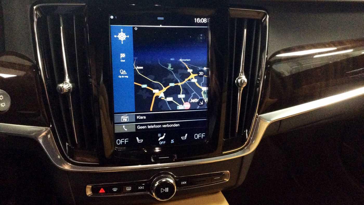 Volvo V90 D3 6-traps Geartronic Inscription + Navi + Leder + .... 16/24
