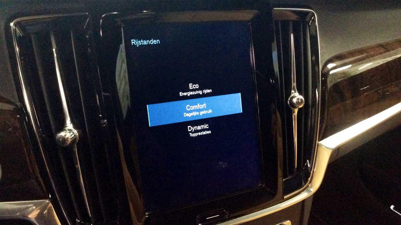 Volvo V90 D3 6-traps Geartronic Inscription + Navi + Leder + .... 21/24