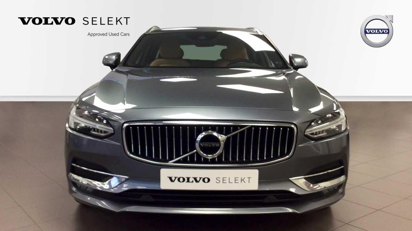 Volvo V90 D3 6-traps Geartronic Inscription + Navi + Leder + .... 3/24
