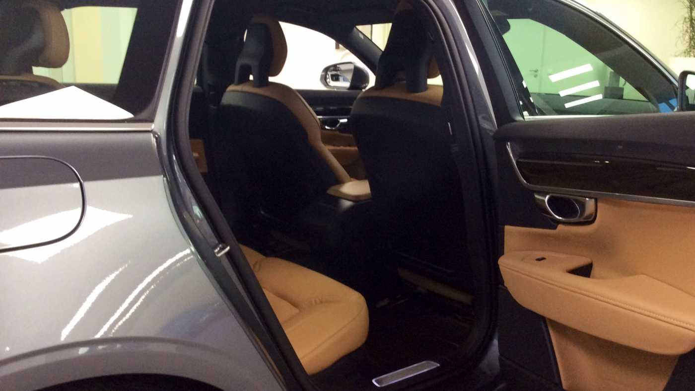 Volvo V90 D3 6-traps Geartronic Inscription + Navi + Leder + .... 6/24