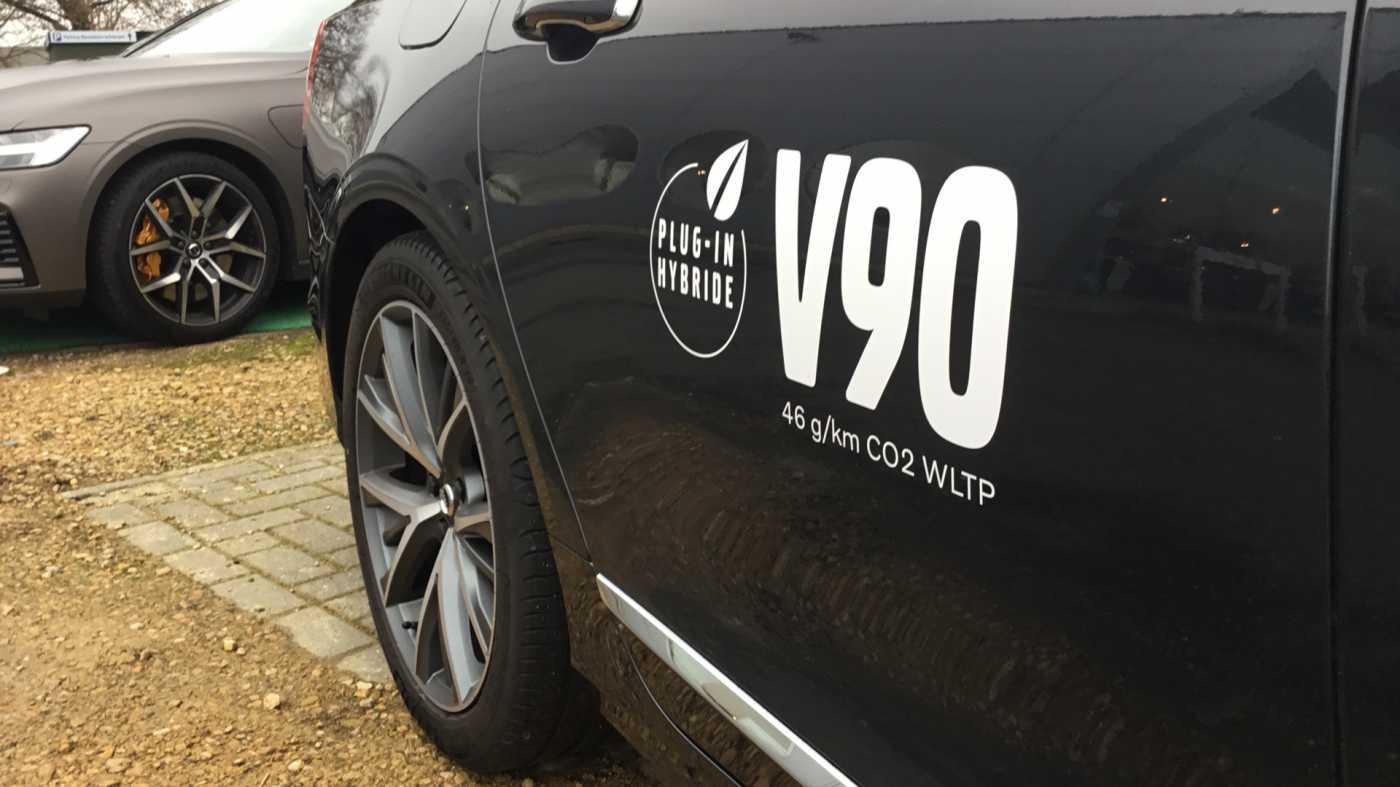 Volvo V90 26/29
