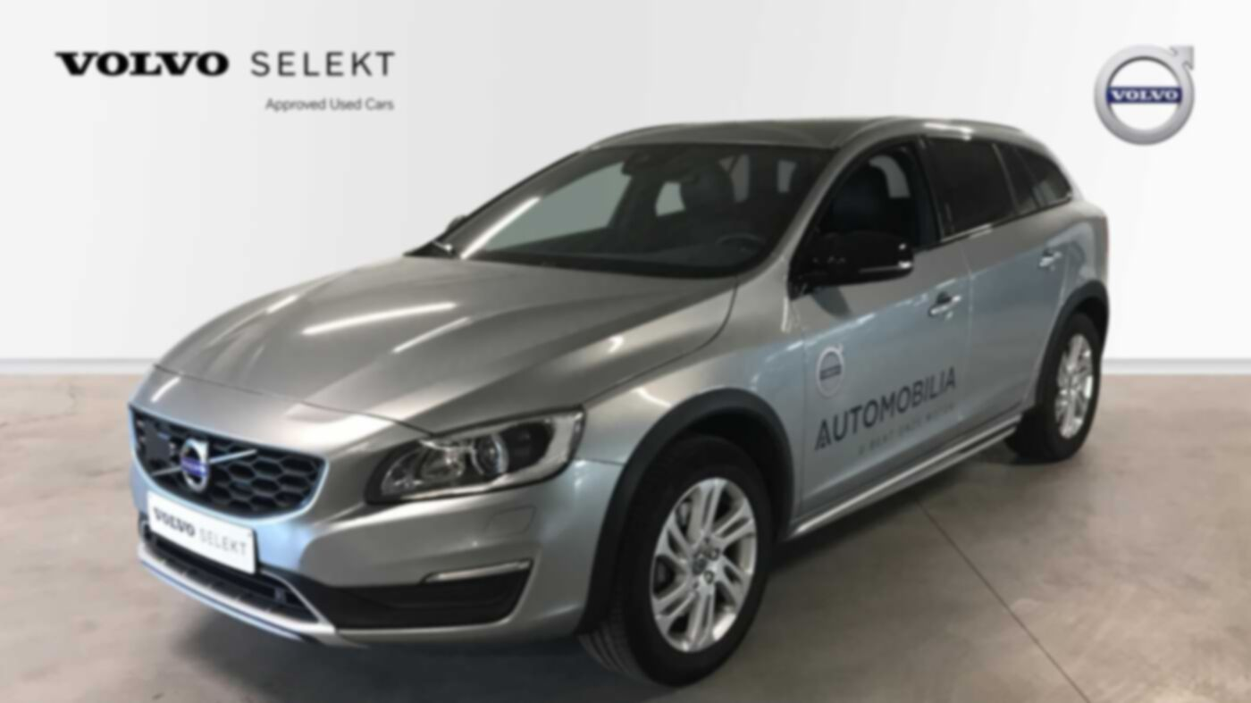 Volvo V60 Cross Country Cross Country Pro D3 Geartronic