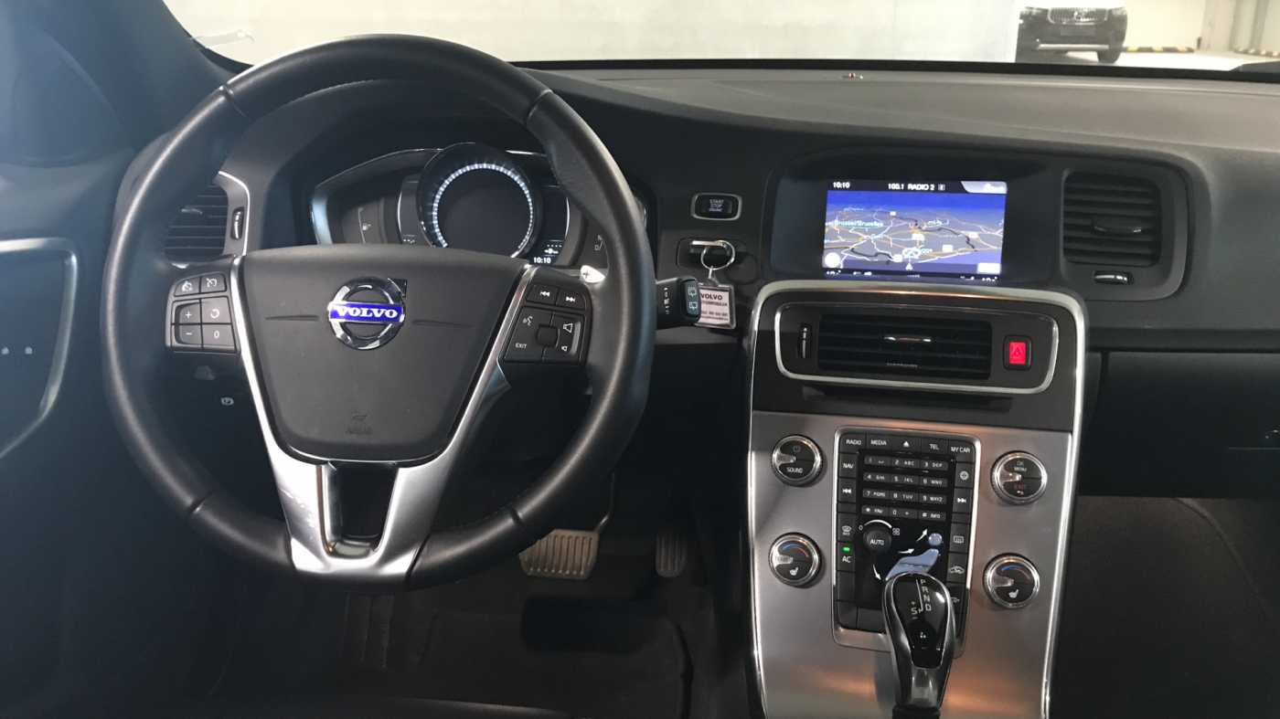 Volvo V60 Cross Country Cross Country Pro D3 Geartronic 7/11