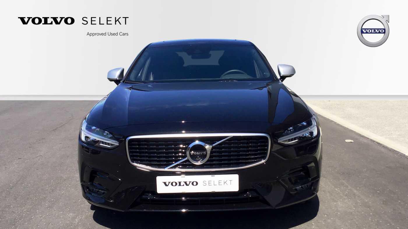 Volvo S90 R-Design T4 Geartronic 3/11