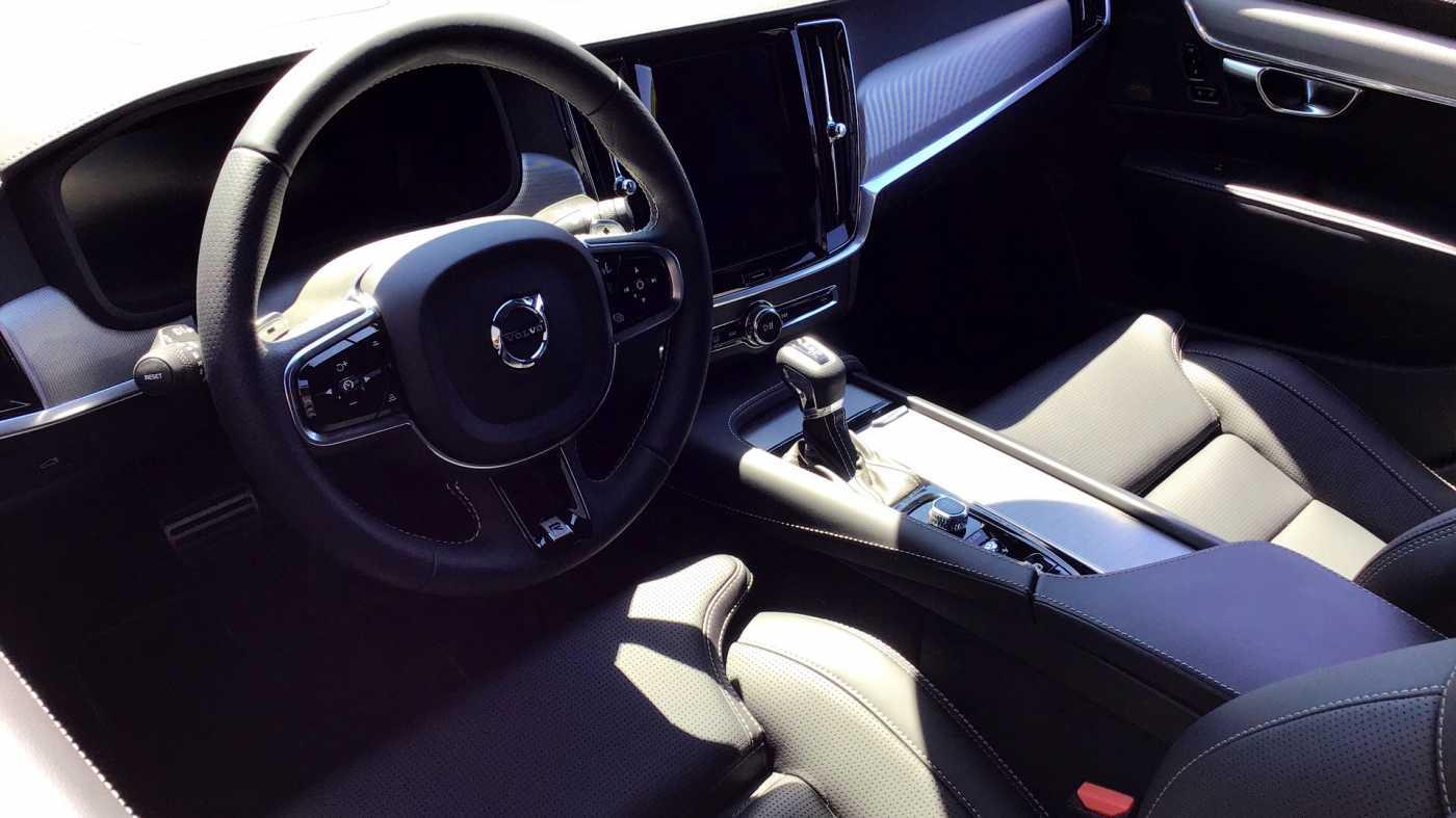 Volvo S90 R-Design T4 Geartronic 5/11