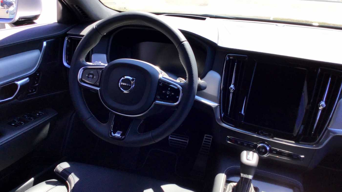 Volvo S90 R-Design T4 Geartronic 7/11