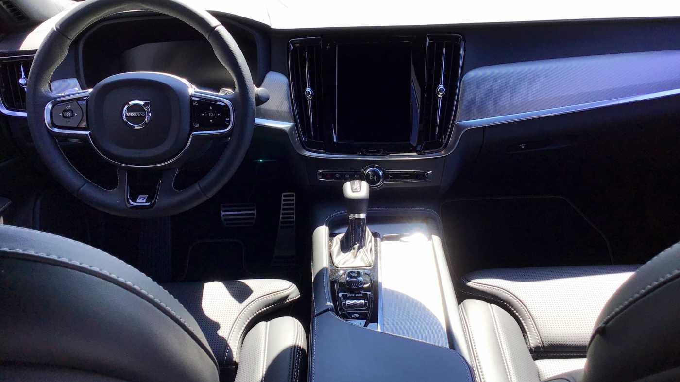 Volvo S90 R-Design T4 Geartronic 8/11