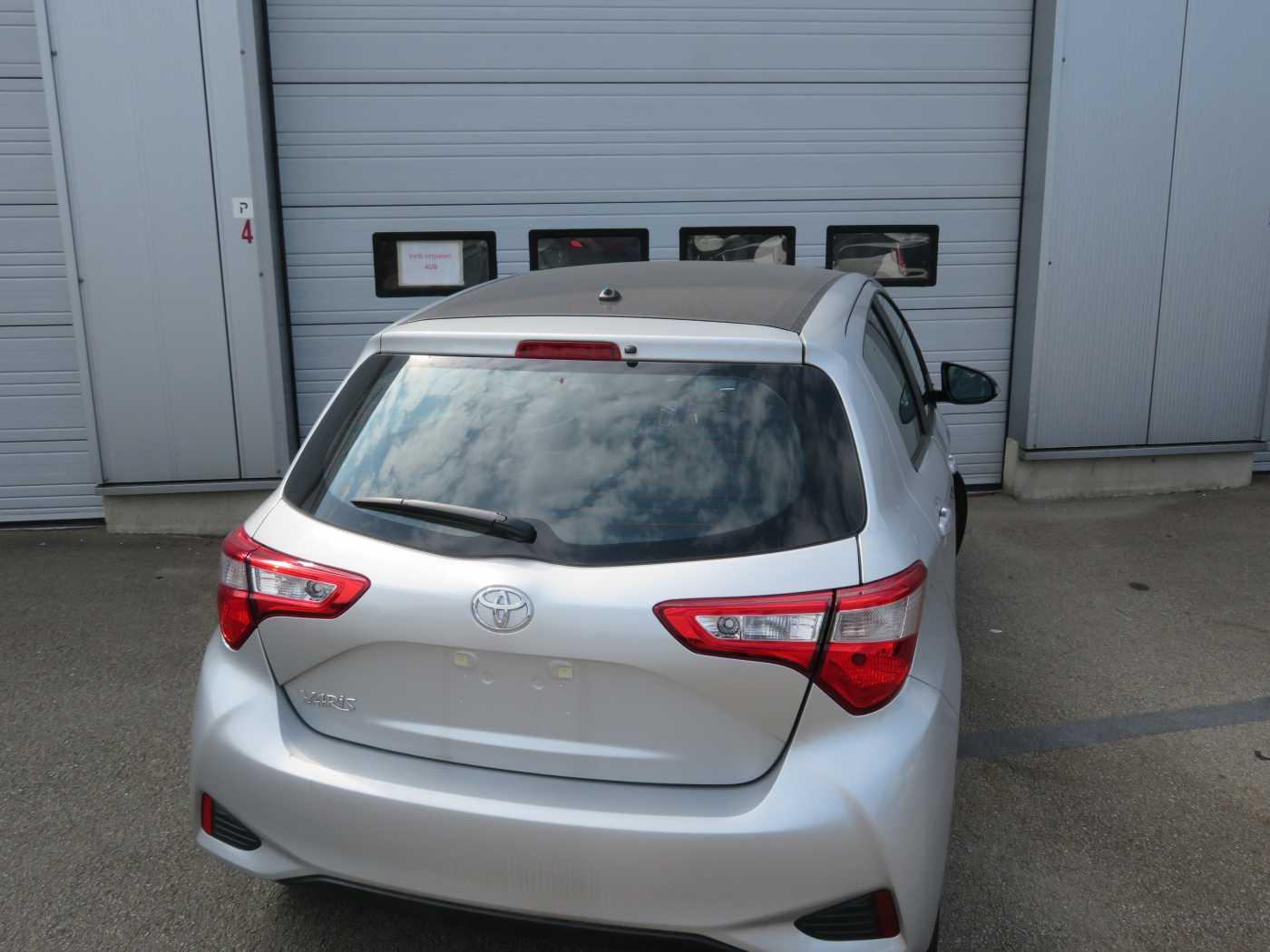 Toyota Yaris 1.0L 4/7