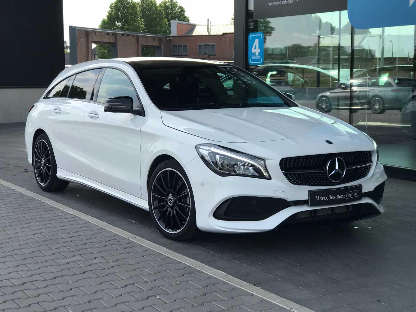 Mercedes CLA 200 4/13