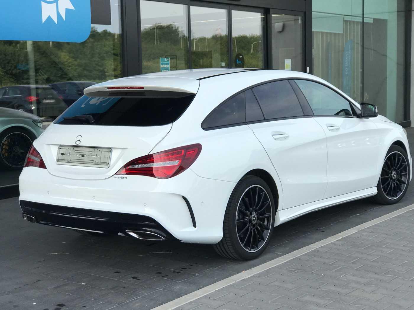 Mercedes CLA 200 3/13