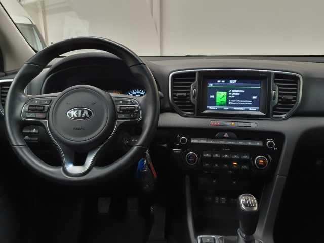 Kia Sportage 1.6i 2WD Fusion ISG 9/18