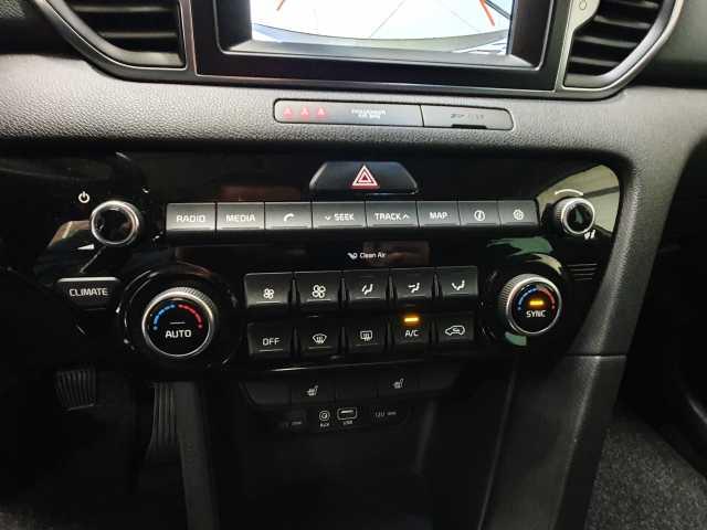 Kia Sportage 1.6i 2WD Fusion ISG 15/18