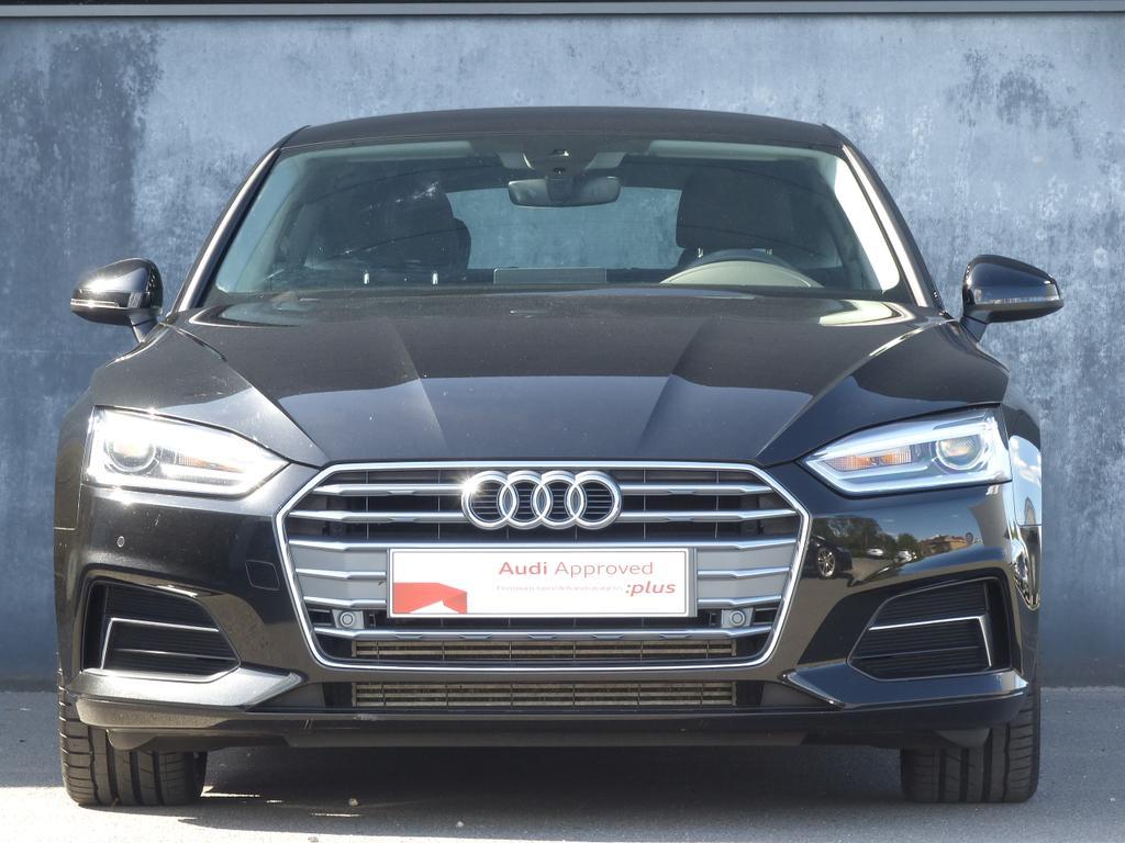 "Audi A5 Sportback 2L TFSI 190pk S-Tronic*19""*XENON*GPS*WINTERKIT*SPORTZETELS*KORTRIJK*TOPWAY.BE"