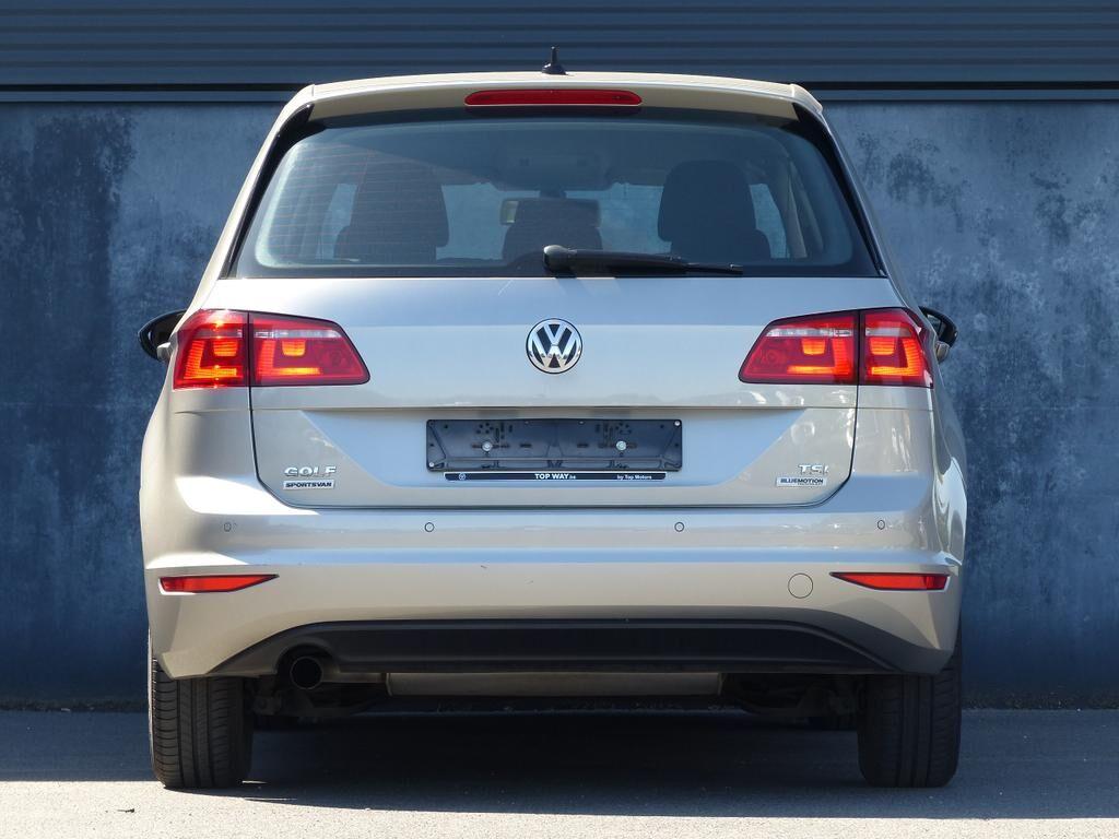 Volkswagen Golf Sportsvan 1.2 TSI 110pk DSG*ACC*PARK PILOT*GPS*BLUETOOTH*TOPWAY.BE