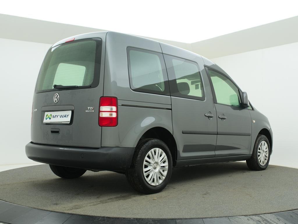 Volkswagen Caddy Life 1.6 CR TDi Baseline 2/14