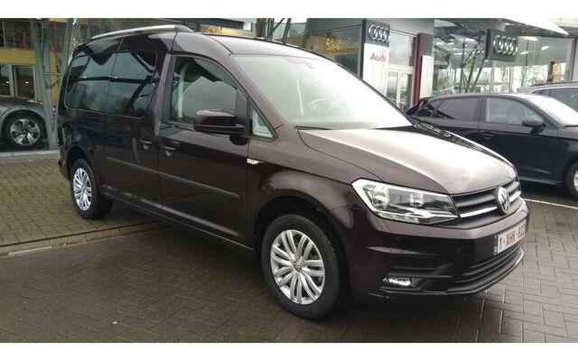 Volkswagen Caddy Maxi 1.4 TSI Dark & Cool DSG