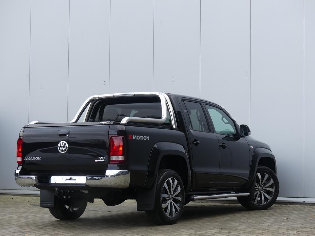 Volkswagen AMAROK DOUBLE CAB DSL - 2017 3.0 V6 TDi 4Motion Highline