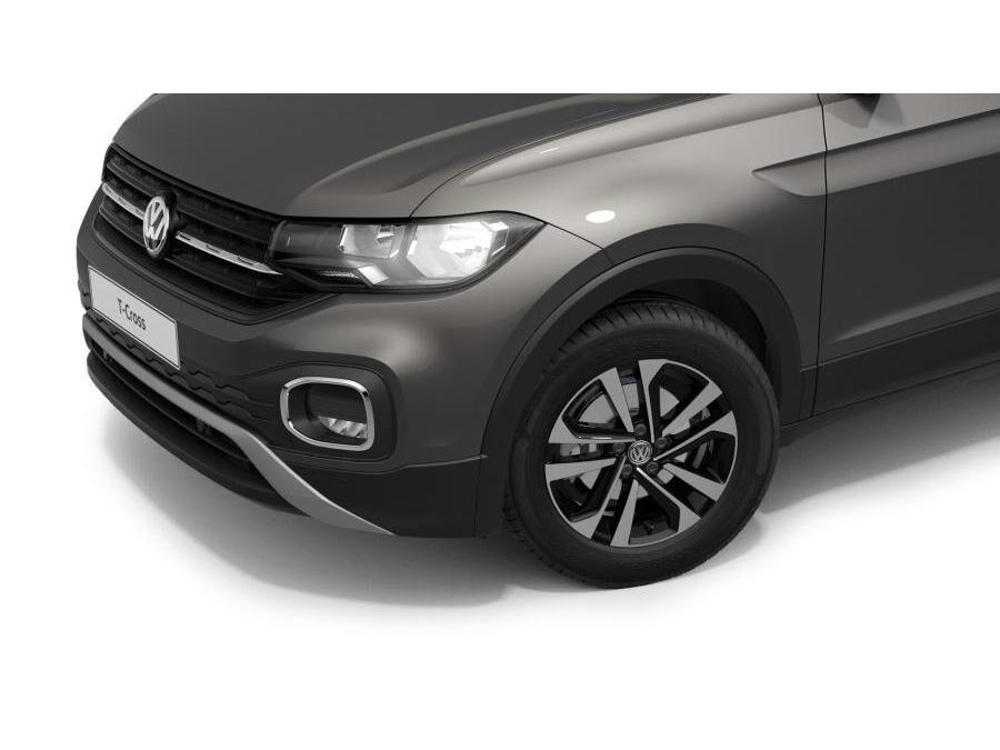 Volkswagen T-Cross 1.0 TSI United OPF 5/5