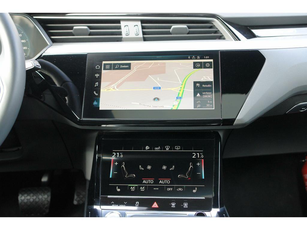 Audi E-Tron 55 Quattro Advanced (95 kWh) 13/17