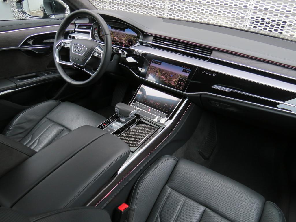 Audi A8 Dsl 50 TDi Quattro Tiptronic (EU6.2) 3/17