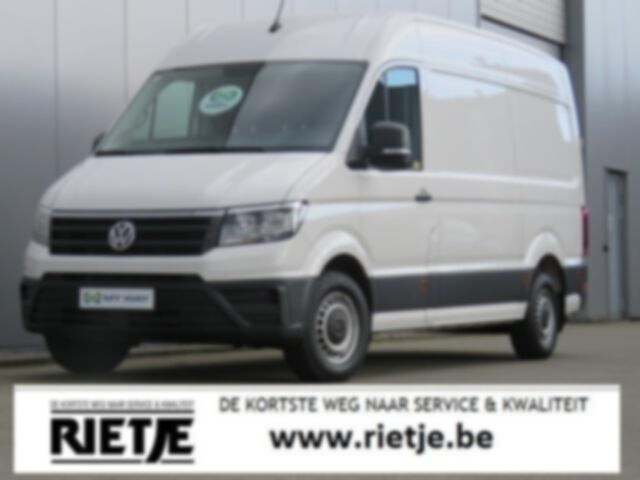 Volkswagen Crafter 2.0 CR TDi L3H3 Automatic-8