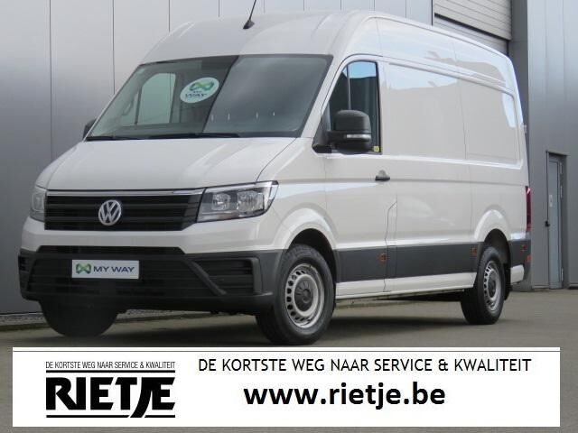Volkswagen Crafter 2.0 CR TDi L3H3 Automatic-8 1/15