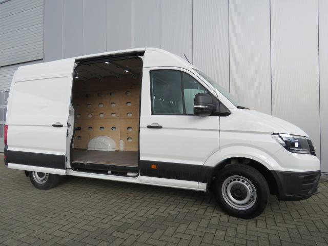 Volkswagen Crafter 2.0 CR TDi L3H3 Automatic-8 7/15