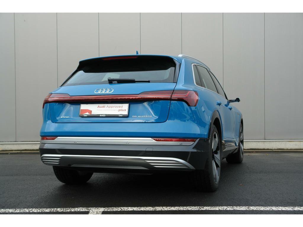 Audi E-Tron 55 Quattro Advanced (95 kWh) 5/17