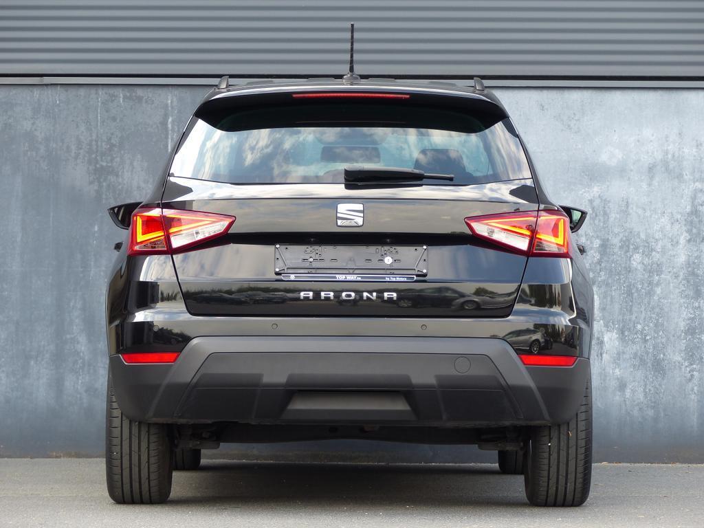 SEAT Arona 1.0 TSI 115pk DSG*LED*CRUISE*GPS*BLUETOOTH*KORTRIJK*TOPWAY.BE