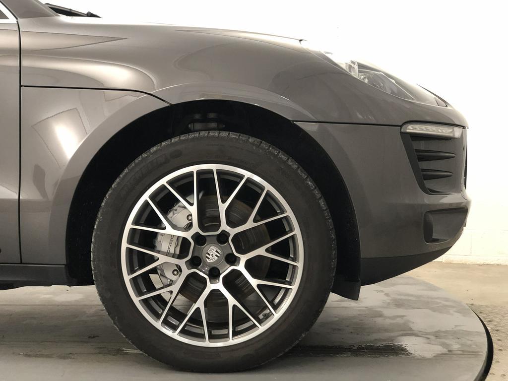 Porsche MACAN S DIESEL 3.0 V6 Bi-Turbo PDK 9/18