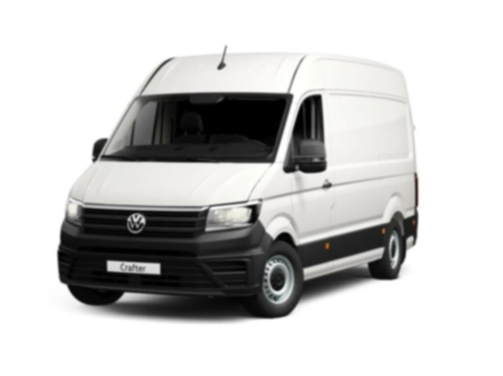 Volkswagen Crafter 2.0 CR TDi L3H2 Automatic-8