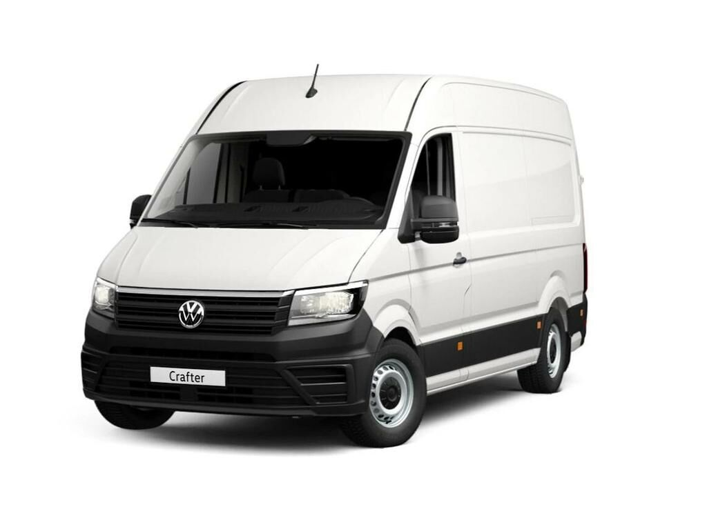 Volkswagen Crafter 2.0 CR TDi L3H2 Automatic-8 1/7