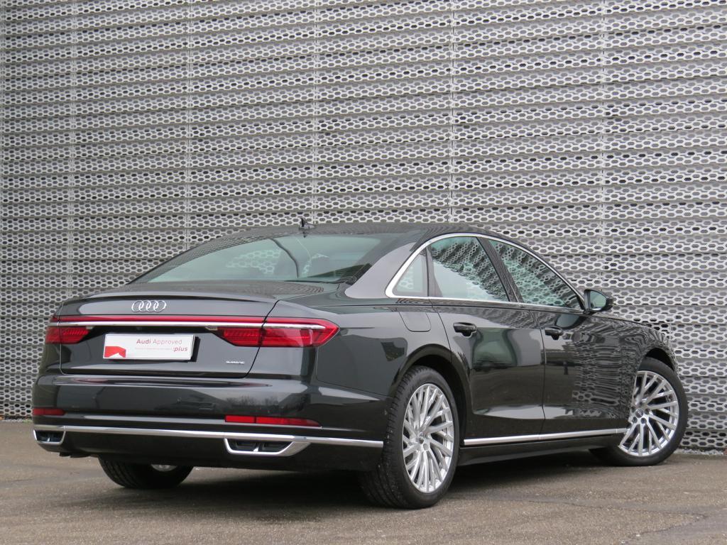 Audi A8 Dsl 50 TDi Quattro Tiptronic (EU6.2) 2/17