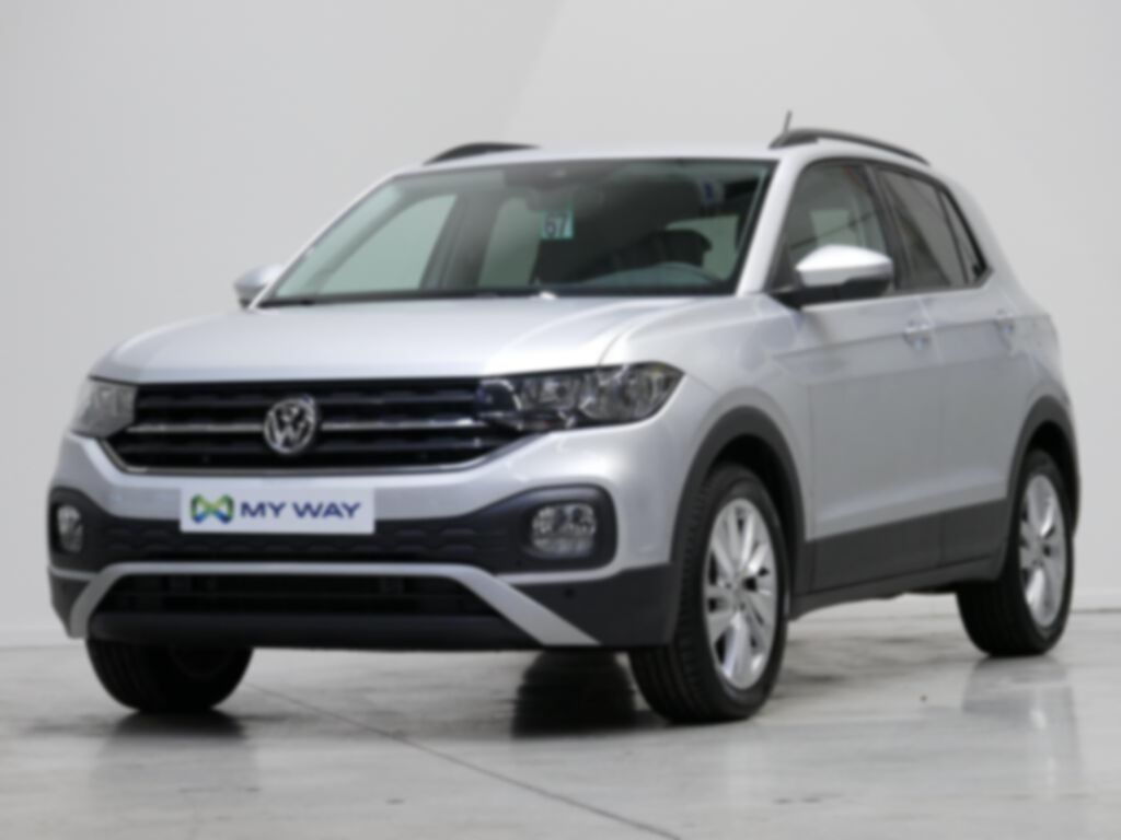 Volkswagen T-Cross 1.0 TSI Life OPF DSG