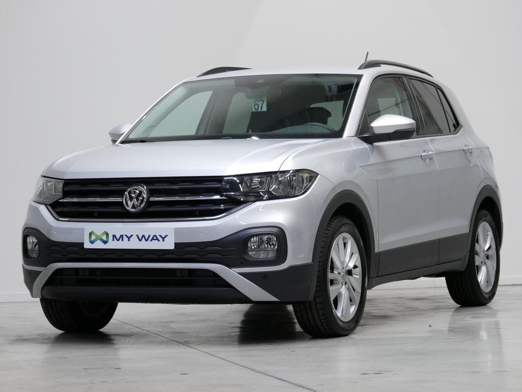 Volkswagen T-Cross 1.0 TSI Life OPF DSG 1/20