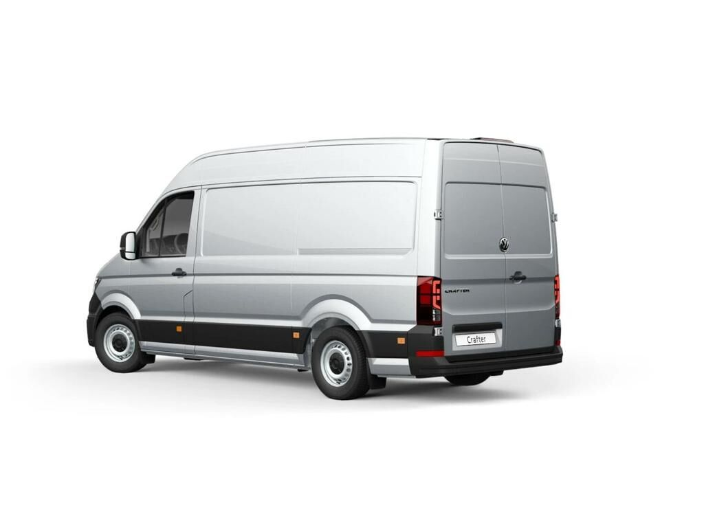 Volkswagen Crafter 2.0 CR TDi L3H2 Automatic-8 3/6