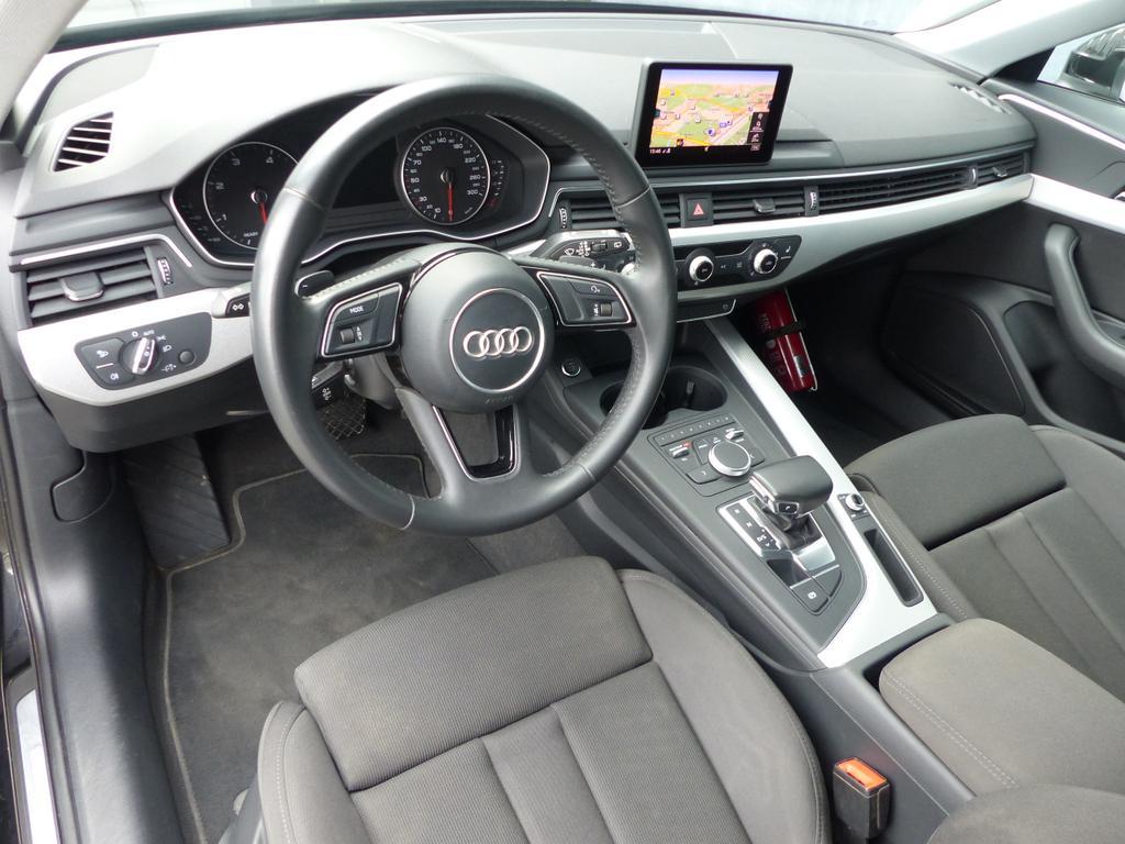 Audi A4 SW Sport 2L 150pk *AUTOMAAT*EURO6b*2J GARANTIE*GPS*BLUETOOTH*XENON*TOPWAY.BE