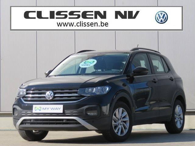 Volkswagen T-Cross 1.0 TSI Life OPF 1/15